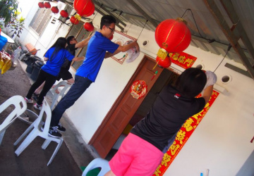 CSR Chinese New Year - 2016